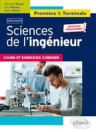 Téléchargez le livre :  Spécialité Sciences de l'ingénieur - Première et Terminale - Nouveaux programmes