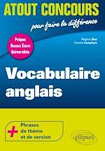 Download this eBook Vocabulaire anglais