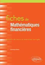 Téléchargez le livre :  Fiches de Mathématiques financières