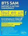 Télécharger le livre :  BTS SAM - Support à l'action managériale