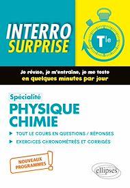 Téléchargez le livre :  Spécialité Physique-Chimie - Terminale - Nouveaux programmes