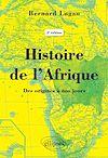 Télécharger le livre :  Histoire de l'Afrique – Des origines à nos jours - 2e éd.
