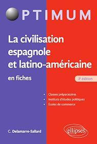 Téléchargez le livre :  La civilisation espagnole et latino-américaine en fiches - 3e éd.