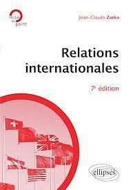 Téléchargez le livre :  Relations internationales - 7e édition