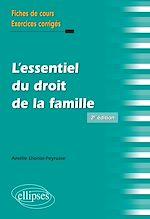 Download this eBook L'essentiel du droit de la famille - 2e édition