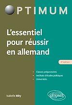 Download this eBook L'essentiel pour réussir en allemand - 3e édition