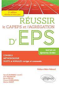 Téléchargez le livre :  Réussir le CAPEPS et l'agrégation d'EPS - 3e éd.