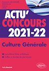 Télécharger le livre :  Culture Générale - concours 2021-2022