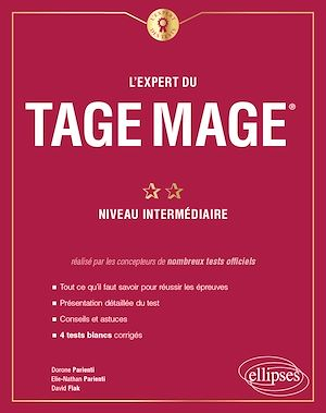 Téléchargez le livre :  L'Expert du Tage Mage® - Niveau intermédiaire