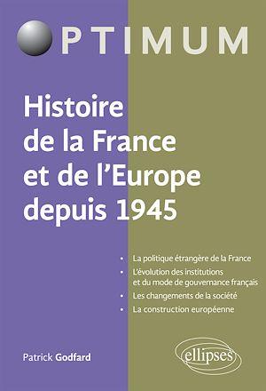 Téléchargez le livre :  Histoire de la France et de l'Europe depuis 1945