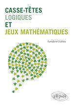 Download this eBook Casse-têtes logiques et jeux mathématiques
