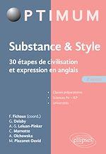 Download this eBook Substance & style. 30 étapes de civilisation et expression en anglais - 2e édition