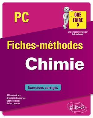 Téléchargez le livre :  Chimie PC