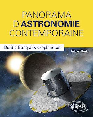 Téléchargez le livre :  Panorama d'Astronomie contemporaine - Du Big Bang aux exoplanètes