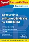 Télécharger le livre :  Le tour de la culture générale en 1000 QCM
