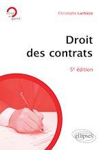 Téléchargez le livre :  Droit des contrats - 5e édition