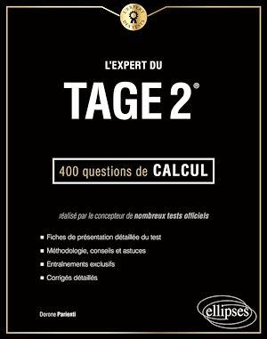 Téléchargez le livre :  L'Expert du Tage 2® - 400 questions de calcul