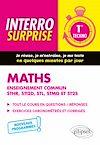 Télécharger le livre :  Mathématiques - Première technologique enseignement commun STHR, STI2D, STL, STMG et ST2S