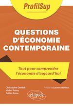 Download this eBook Questions d'économie contemporaine