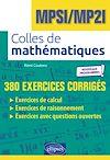 Télécharger le livre :  Colles de Mathématiques - MPSI/MP2I - Nouveaux programmes