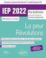Download this eBook Concours commun IEP 2022. 1re année.  La peur / Révolutions