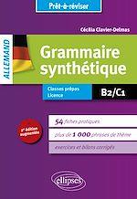Download this eBook Prêt-à-réviser. Allemand. Grammaire synthétique en 54 fiches pratiques avec exercices corrigés [B2-C1]
