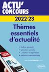 Thèmes essentiels d'actualité - 2022-2023