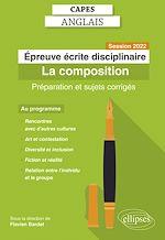 Download this eBook Capes Anglais. Épreuve écrite disciplinaire. Session 2022