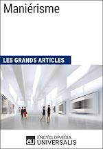 Download this eBook Maniérisme