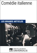 Download this eBook Comédie italienne