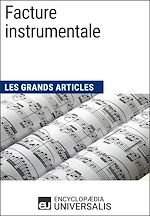 Download this eBook Facture instrumentale