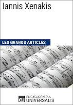 Download this eBook Iannis Xenakis