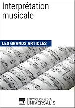 Download this eBook Interprétation musicale