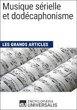 Download this eBook Musique sérielle et dodécaphonisme