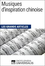 Download this eBook Musiques d'inspiration chinoise
