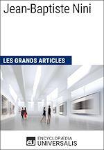 Téléchargez le livre :  Jean-Baptiste Nini