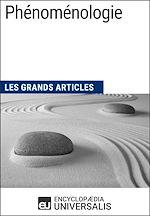Download this eBook Phénoménologie