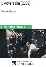 Download this eBook L'Adversaire de Nicole Garcia