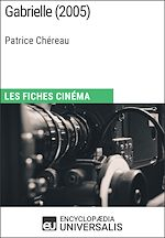 Download this eBook Gabrielle de Patrice Chéreau