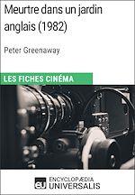 Download this eBook Meurtre dans un jardin anglais de Peter Greenaway