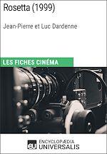 Download this eBook Rosetta de Jean-Pierre et Luc Dardenne