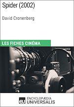 Download this eBook Spider de David Cronenberg