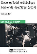 Download this eBook Sweeney Todd, le diabolique barbier de Fleet Street de Tim Burton