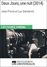 Download this eBook Deux Jours, une nuit de Jean-Pierre et Luc Dardenne