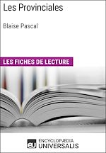 Download this eBook Les Provinciales de Blaise Pascal