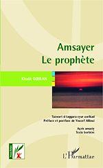 Téléchargez le livre :  Amsayer