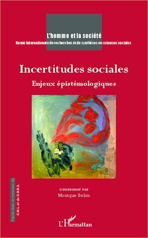 Téléchargez le livre :  Incertitudes sociales