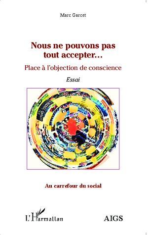 Téléchargez le livre :  Nous ne pouvons pas tout accepter...