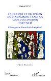 Télécharger le livre :  Esthétique et réception du dessin animé français sous l'Occupation (1940-1944)