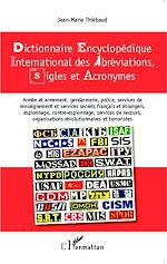 Téléchargez le livre :  Dictionnaire encyclopédique international des abréviations, sigles et acronymes